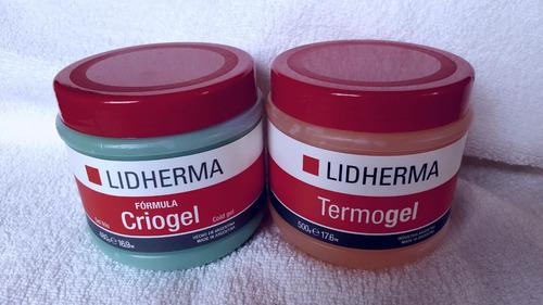 lidherma criogel + termogel belgrano subte d
