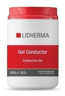 lidherma gel conductor neutro