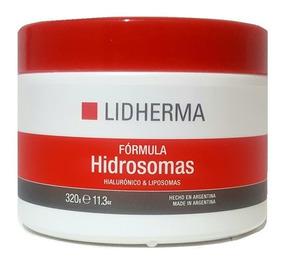 Lidherma Hidrosomas Gel Hidratante Acido Hialuronico 320 Grs
