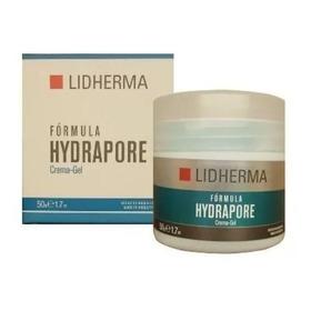 Lidherma Hydrapore Crema Gel Hialuronico Linea Premium 50gr