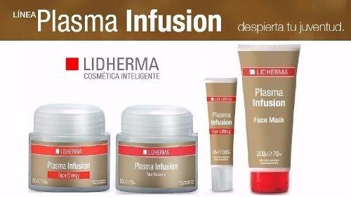 lidherma kit plasma infusion antiage
