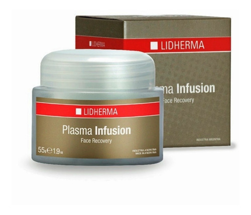 lidherma plasma infusion face recovery