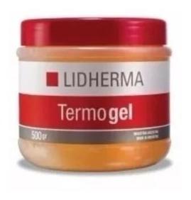lidherma termogel gel termico 500g