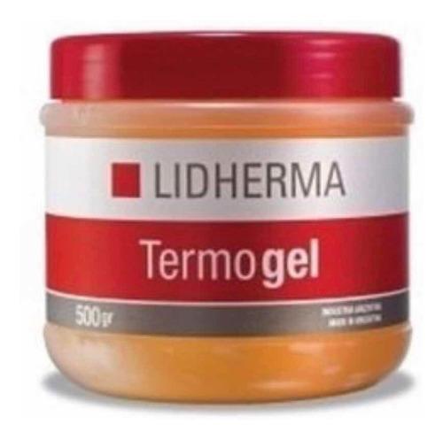 lidherma termogel gel termico para reducir 500g