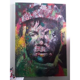 Lienzo - Pintura - Tela Sobre Bastidor 70x100 - Decoración