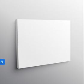 Lienzo-bastidor 50x70 Tela Sobre Bastidor Para Pintar