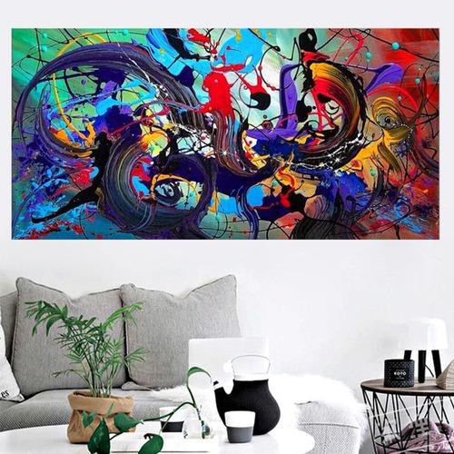 lienzo moderno abstracto impreso arte pintura al óleo cuadro