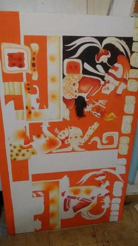 lienzo para pintar(bastidor)100%calidad y precio 100 x 160cm