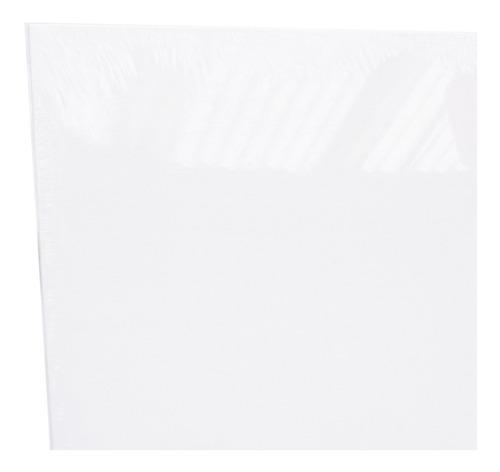 lienzo tela blanco dibujo arte rodin 40x50cm envío 6 piezas