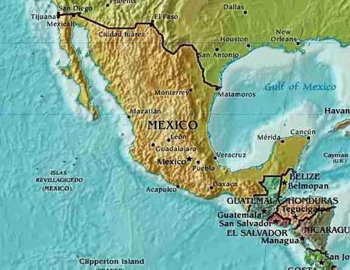 lienzo tela canva mapa mundi actual división política 60x115