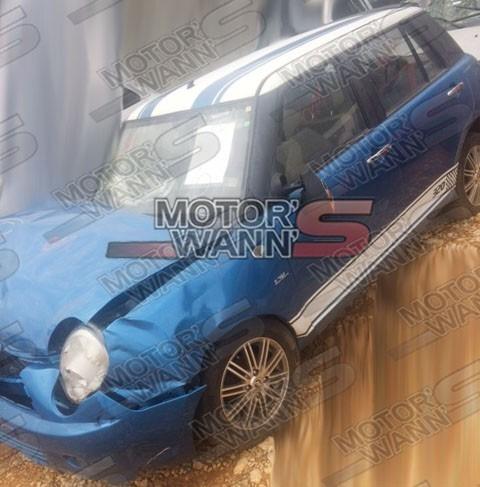 lifan 320 2010 sucata para retirada de peças