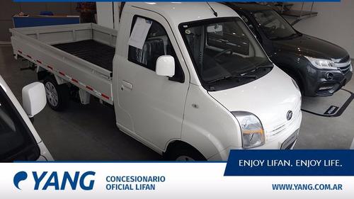 lifan foison truck - entrega inmediata