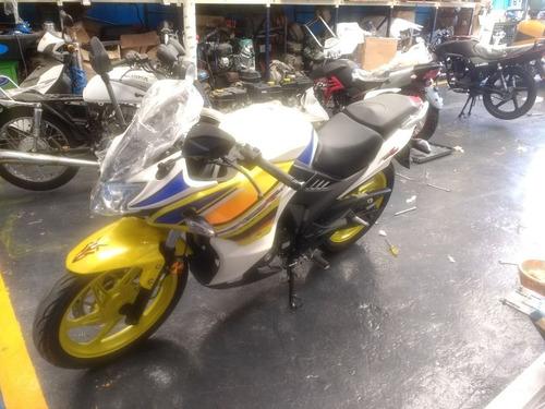 lifan kpr 200cc edición especial