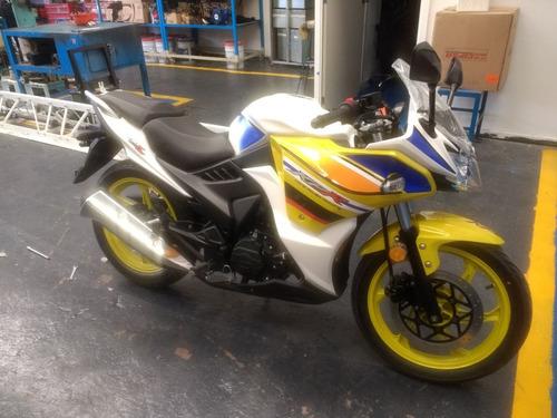 lifan kpr 200cc edición especial mod. 2018
