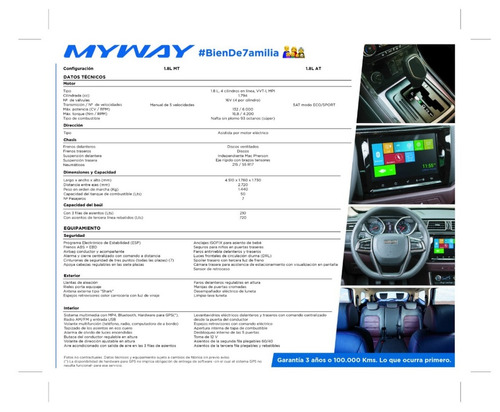 lifan myway 1.8 16v at sport okm