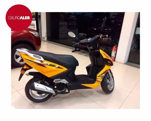 lifan scooter 50 cc - 4 tiempos 0 km - grupo aler
