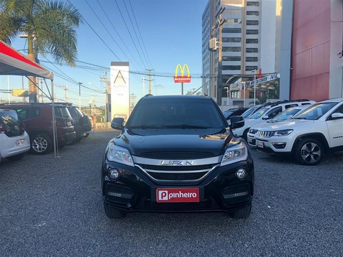 lifan x60 1.8 talent 16v gasolina 4p manual 2017/2018