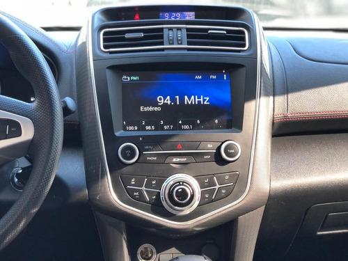 lifan x60 vip 1.8 16v 128cv 5p aut. - branco 2017/2018