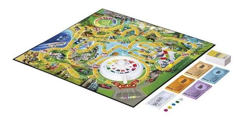 life el juego de la vida original hasbro (3685)