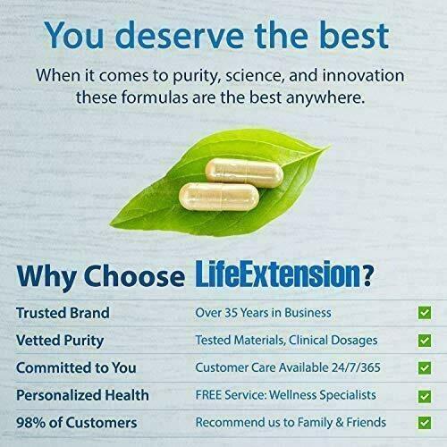 life extension melatonin ir-xr, 60 cápsulas   sueño sosteni