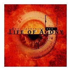 life of agony - soul searching sun - biohazard prong helmet