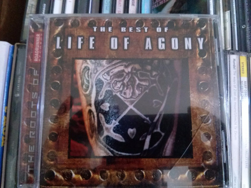 life of agony, the best of, cdsxalapa