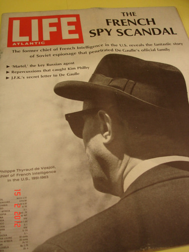 life revista the french spy scandal soviet espionage