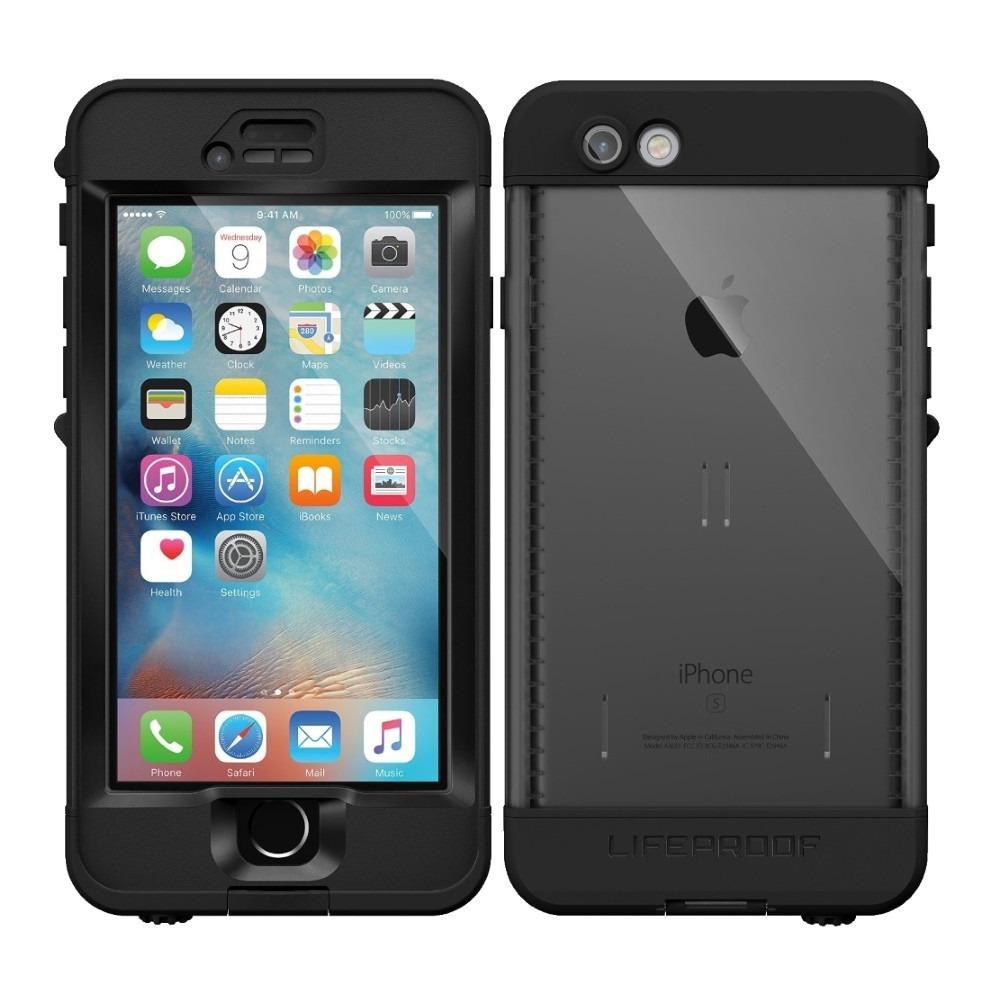 Lifeproof nuud iphone 6s plus contra agua sumergible funda en mercado libre - Fundas lifeproof ...