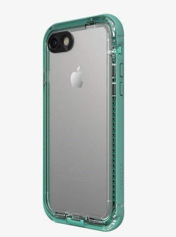 finest selection 09347 6d42d Lifeproof Nuud Waterproof Funda Para iPhone 7 - Mermaid Twpp