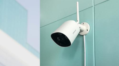 lifesmart kit seguridad vigilancia control alarma domotica