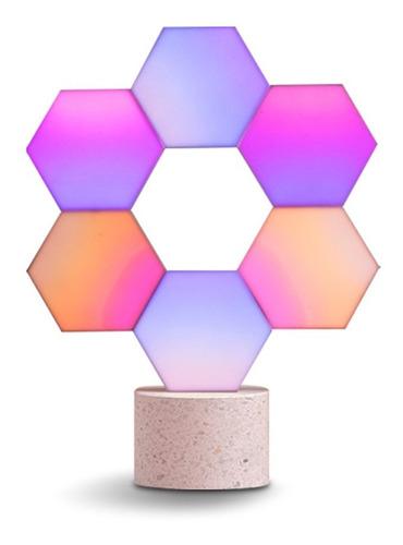 lifesmart luz led modular x 6 domotica app alexa google siri