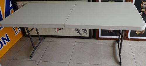 lifetime mesa plegable 183 x 76cm