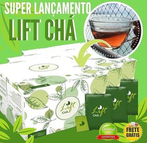 lift chá você emagrece de forma saudável
