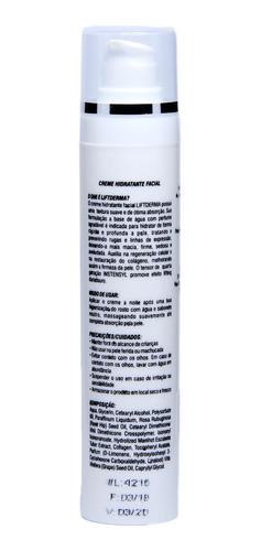 lift derma creme antirrugas 50ml 3 frascos - original