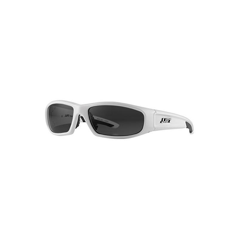 Lift Safety Switch Gafas De Seguridad (marco Blanco / Lente ...