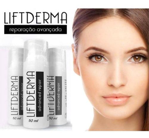 liftderma creme antirrugas 50ml 3 frascos! grande promoção !