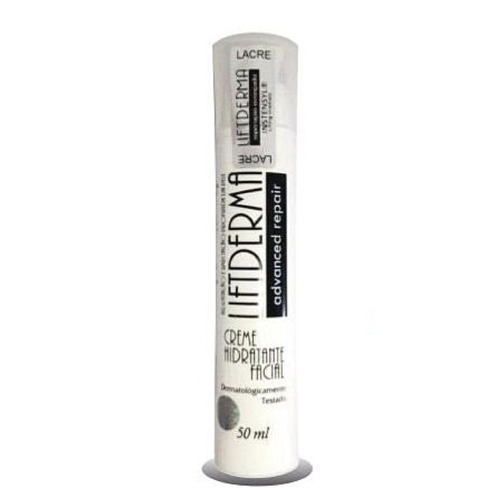liftderma creme hidratante antirrugas rejuvenescedor 50ml