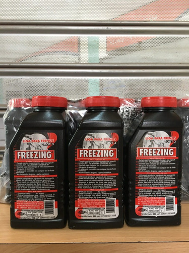liga de freno 290 cm marca gold brake y freezing