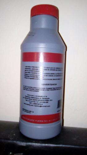 liga de freno dot 3 de 290 ml - lubriloy