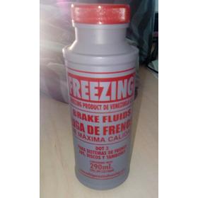 Liga De Freno Dot 3 De 290ml - Freezing