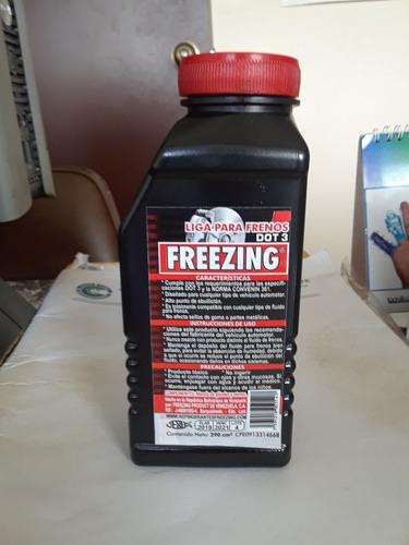 liga de freno freezing dot3