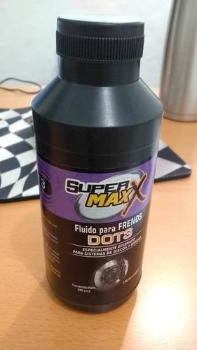 liga de frenos super max dot3  290cm3