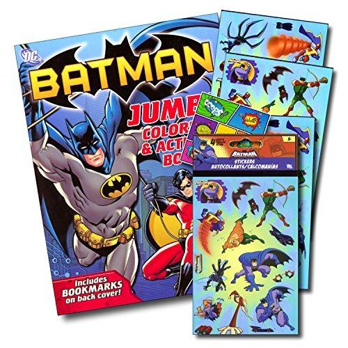 Liga De La Justicia Batman Para Colorear Paquete Con Ayudan