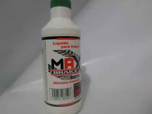 liga frenos max brake dot 4 290cm3