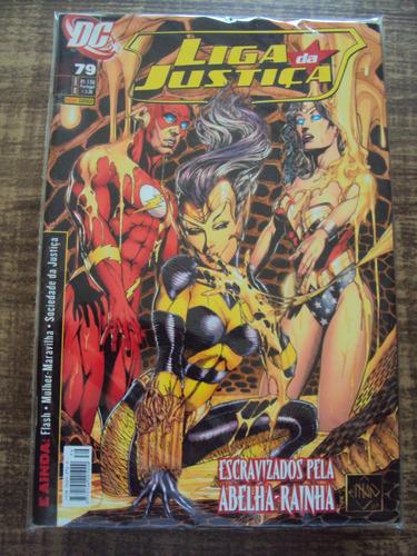 liga justiça comics