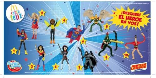 liga justicia super hero