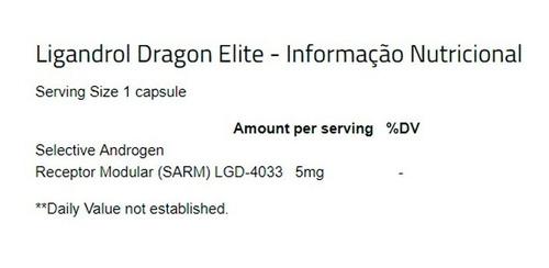 ligandrol lgd-4033 5mg 90caps - dragon elite - sarms - eua