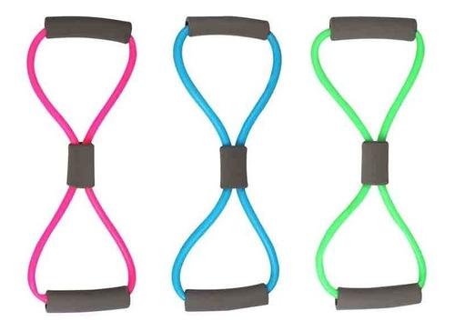 ligas bandas elasticas- ejercicios fitness -unisex