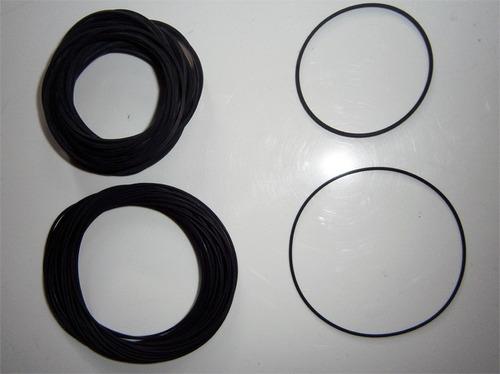 ligas correas para equipos electrónicos d11,5 cm 5 piezas