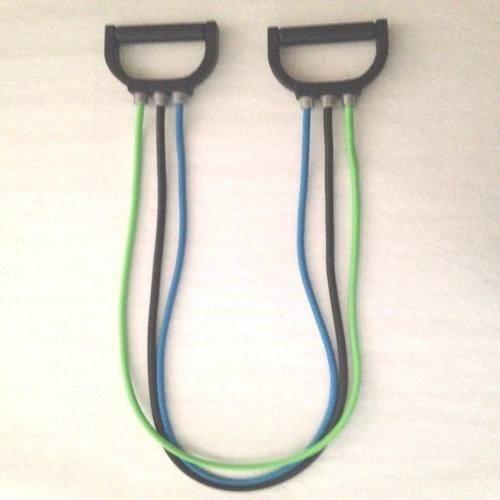 ligas para aerobicos y resortera y hule latex